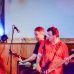 Cunning Stuff live in der Elsterklause: Hakki und Andreas