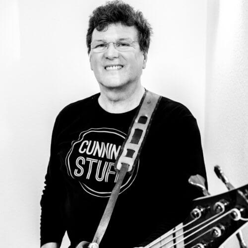 Cunning Stuff Bandfoto: Andreas, Bass