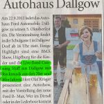 Oktoberfest Autohaus Dallgow 22-09-2012