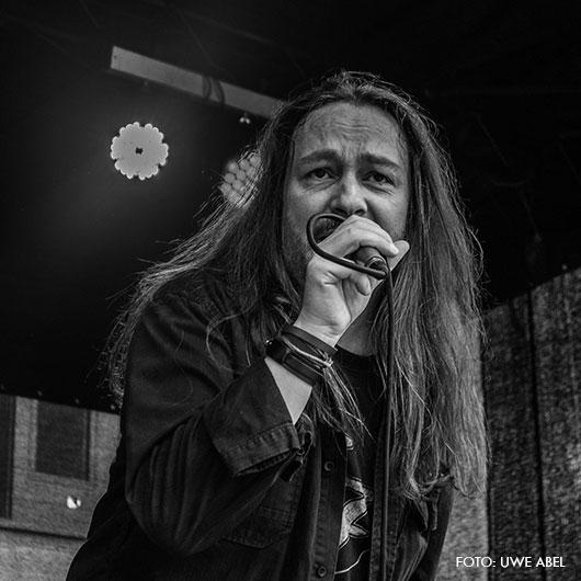 Micha - live Stadtfest Falkensee 2018 (Foto: Uwe Abel)