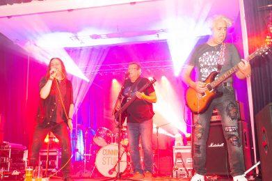 Cunning Stuff Hard Rock Band - live in Dallgow 2019